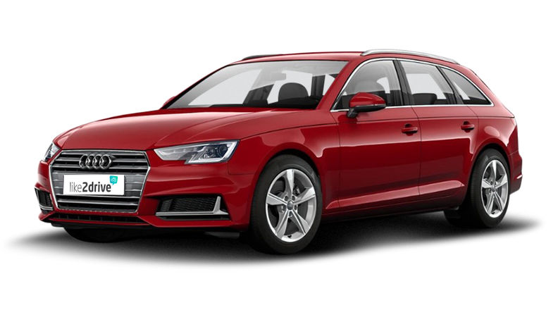 Alternative zum Leasing: Audi A4 Avant Sport TFSI tronic, 110 kW (150 PS)