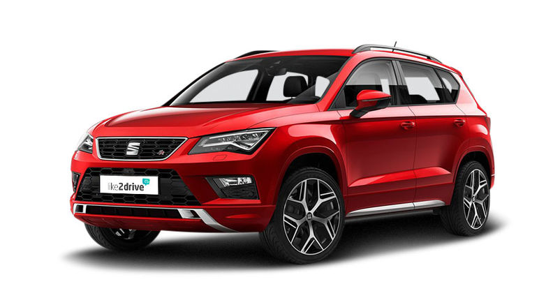 Alternative zum Leasing: Seat Ateca FR Automatik, 139 kW (190 PS)