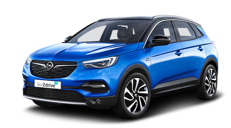 Alternative zum Leasing: Opel Grandland X Ultimate 1.6 Direct Injection Turbo, 133 kW (180 PS)