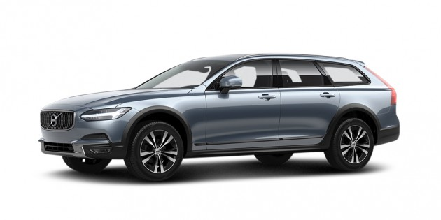 Volvo V90 Cross Country Pro