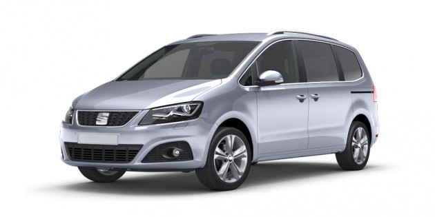 Seat Alhambra Xcellence